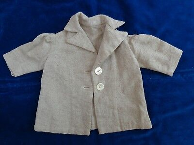 Alter Puppenmantel um 1910 antique doll coat