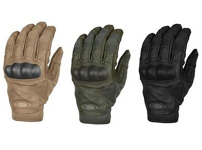 oakley si tactical gloves 4nj7  OAKLEY SI Standard Issue Tactical TOUCH Men's Military Knuckle Gloves