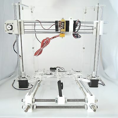 [Sintron] 3D printer full acrylic frame mechanical Kit for Reprap Prusa i3 DIY