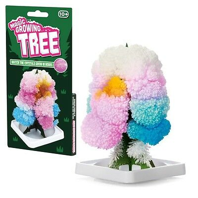 Magic Growing Tree Toy Boys Girl Crystal Fun Xmas Gift Christmas Stocking Filler