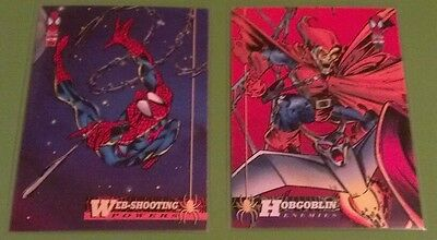 WEB SHOOTING POWERS #2 & HOBGOBLIN 71 Amazing Spider Man 1st Edition 1994 Marvel