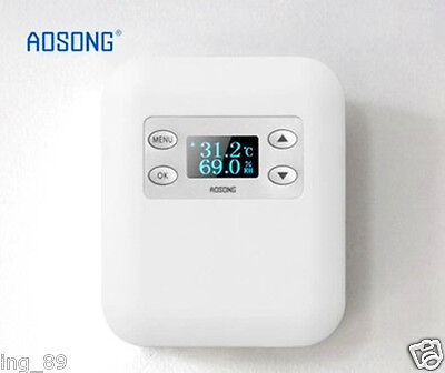 New Hygrometer Sensor OLED RS485 Network Temperature and humidity transmitter