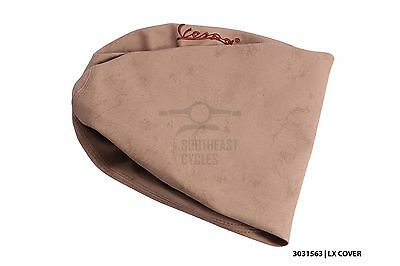 New seat cover for automatic vespa LX50 LX125, LX150 MANY COLOR CHOICES