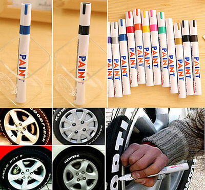 Permanent Universal Oil Paint Marker Pen For Rubber Metal Tyres Bin Number Cheap