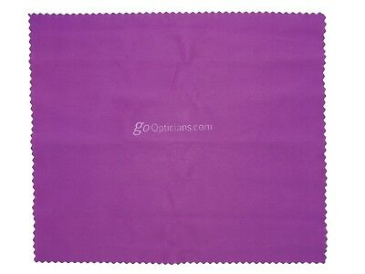GoOpticians Genuine Microfibre Lens Cleaning Cloth