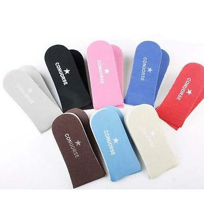 Unisex Shoe Insoles Height Increasing Heel Lift 2.5cm Taller Shoe Invisible Pads