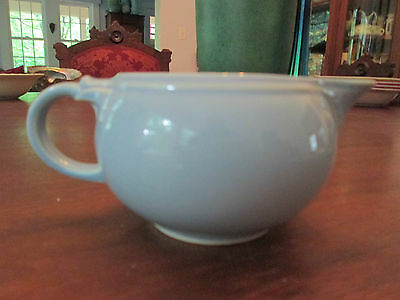 BLUE CREAMER! Vintage TAYLOR SMITH TAYLOR: LuRAY PASTELS line: EXCELLENT!