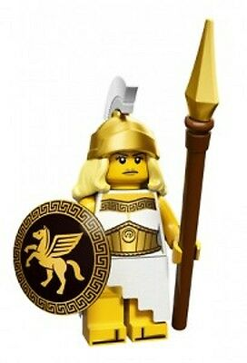(NEW) LEGO - Minifigures Series 12 #5 - The Battle Goddess - split from packet