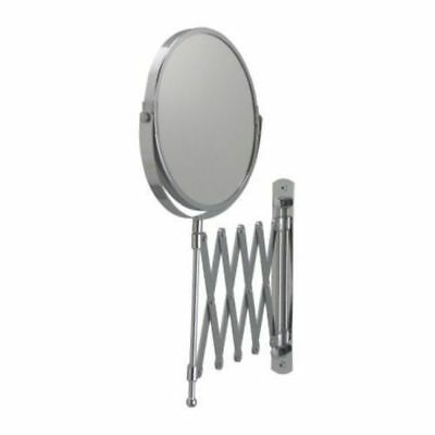 Extending Makeup Shaving Mirror Stainless Steel 2 Sided Magnifying Makeup Ikea