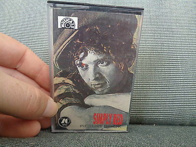 SIMPLY RED_Picture Book_used cassette_ships from AUS!_xx2