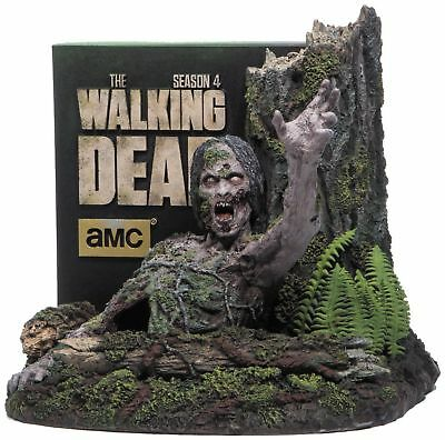 The Walking Dead Complete Fourth Season 4 Fourth ~ LIMITED EDITION BLU-RAY SET