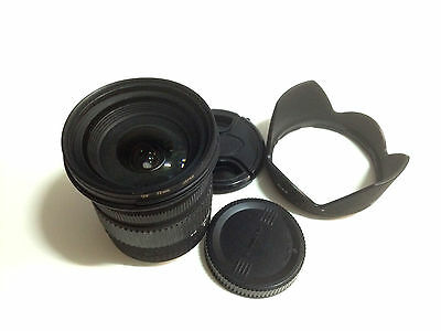 Sigma DC Macro 17-70 mm F/2.8-4.5 DC Lens For Canon