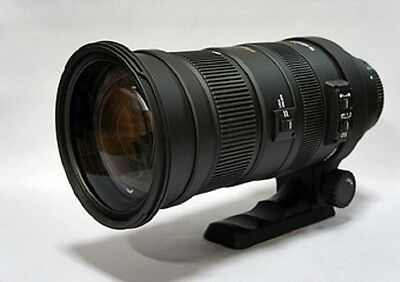 SIGMA telephoto zoom lens APO 50-500mm F4.5-6.3 DG OS HSM full size for Canon