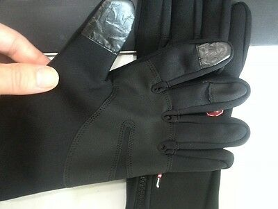Touch Screen Windstopper Gloves Windproof Winter Warm Gloves Outdoor Sports