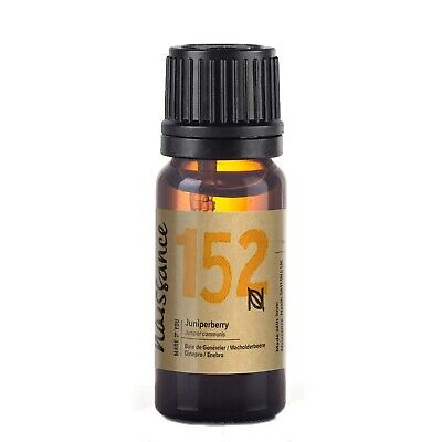 Juniper Berry Essential Oil by Naissance