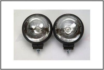 Land Rover Drive Lamp Round (Pr) 188Mm. Part- Gdl001