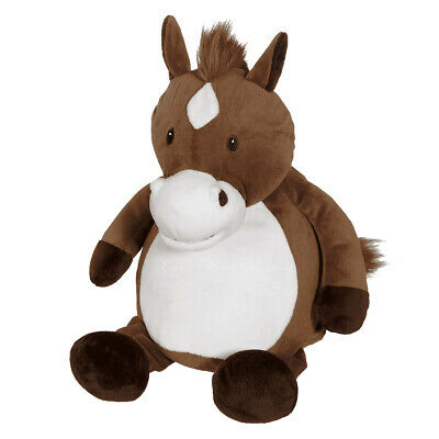 Howie Horse 16 inch Embroider Buddy Plush Toy