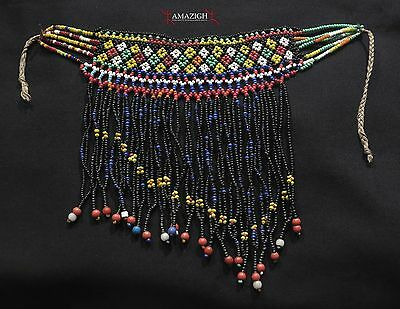 Old Berber Necklace - Haha, Morocco