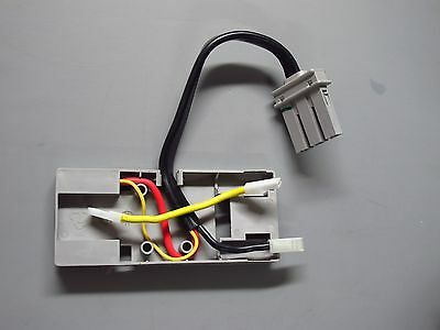 battery assembly harness and fuse 100 amp apc rb7 rb11 working. Black Bedroom Furniture Sets. Home Design Ideas