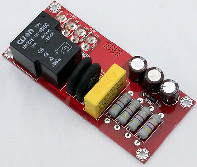 220V Larger Power Amp Buffer Board to Protect Amplifier Class A DIY