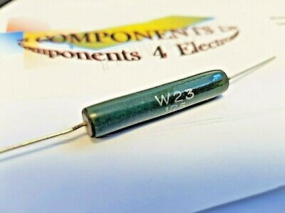 Welwyn W23 Resistors   10 Watt 5% Various Ohmic Values   Electronic Components