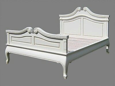 French Louis Xiv Chateau Style Bed-Clearance Model-King/double Size-End Of Line