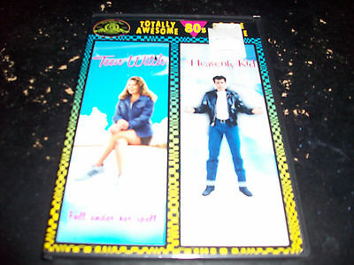 1980'S TEEN COMEDY DOUBLE FEATURE: TEEN WITCH & THE HEAVENLY KID!! NEW & SEALED!
