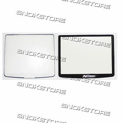 Window Display Outer Glass For Nikon D90 Dslr Acrylic Vetrino Ricambi