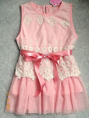 Easter Baby Girls Party Dress *****Ships from USA ****