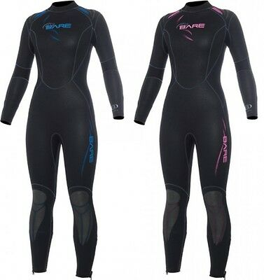 BARE SPORTS-1 FULL Ladies 1mm Thermalskin