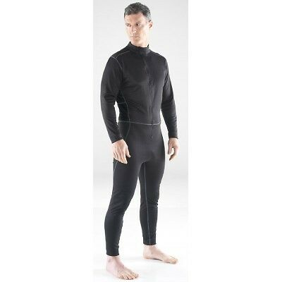 EDZ All Climate Base Layer Wicking Thermal Undersuit Sports Motorcycle  - T
