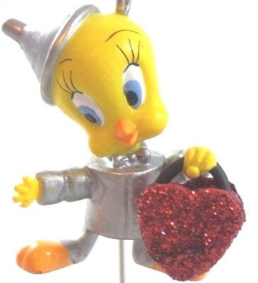 Tweety as OZ Tin Man HMK  '07 Resin Figure WB Warner Brothers Looney Tunes