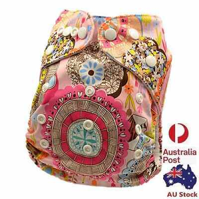 Washable Modern Cloth Nappies Pocket Diapers wholesale liner insert New Pattern