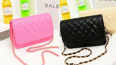 Hot  Fashion Women handbags quilted chain bag shoulder bags diagonal package SH