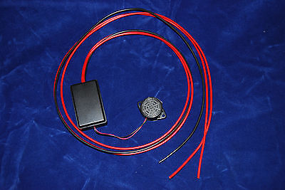 CAR INDICATOR WARNING BUZZER , ADJUSTABLE  DELAY 0-20 FLASHES FITS  Ford