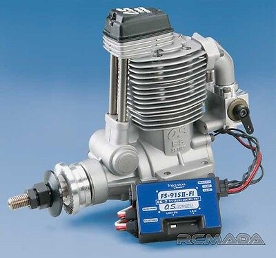 OS Engine 35930 FS-91S II-FI (Surpass/Eletronic Fuel Injection System)