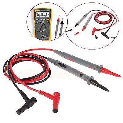 1000V/20A Universal Digital Multimeter Test Lead AC/DC Test Probe Wire Pen Cable