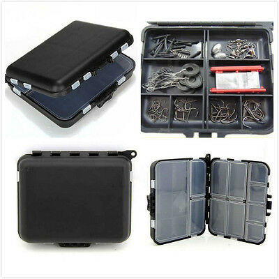 Waterproof Plastic 26 Compartments Fishing Lure Bait Tackle Storage Box Case