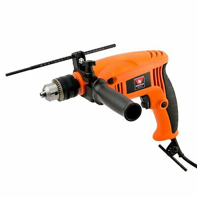"1/2"" inch Power Impact Drill UL/CUL 4.2Amp Corded 600 Watts 13mm Max Chuck"
