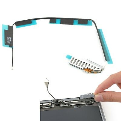 For iPad Air Wifi Antenna Flex Cable Replacement With Adhesive A1474, A1475 & 76