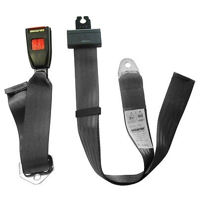 Land Rover Series & Defender Securon 210 Seat Belt 2 Point Static Lap Belt