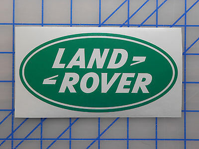 "Land Rover Decal Sticker 4"" 5.5"" 7.5"" 11"" Lift Range LR3 Classic Defender 90 110"