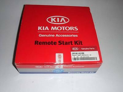KIA Sorento REMOTE START KIT /Full DU 2PF60 AQ100 - Genuine KIA MOTORS Parts NEW