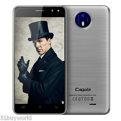 "Cellulare Smartphone 5.0"" DOOGEE Android 4.4 MTK6582 Quad Core Dual SIM 3G UMTS"