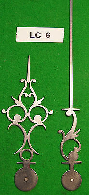 Antique clock hands from original design (Longcase clock) LC 6 !Made in England!