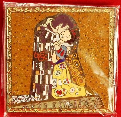 Disney Auctions Snow White and The Prince Masterpiece The Kiss LE 100 Pin DA