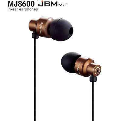 Sales Cool Bass Stereo In-Ear Headphone Headset 3.5mm Plug For MP 3/4 Coffee