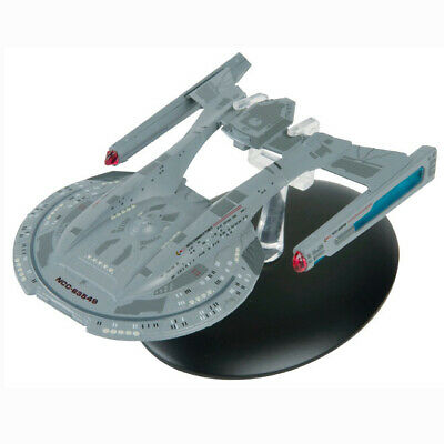 Star Trek USS Thunderchild NCC-63549 Issue #12 by Eaglemoss - NO MAGAZINE