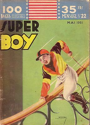 Super Boy N°22 Imperia
