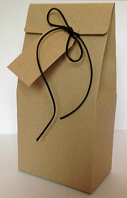 Tuck end boxes, Gift or Wedding Favour Boxes, with free gift tags